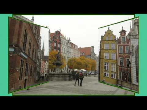 Kakanariu visita Gdansk - Polonia