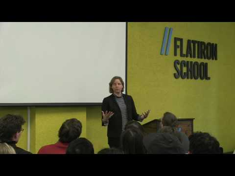 3rd U.S. Chief Technology Officer Megan Smith visits Flatiron School