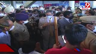 CJI NV Ramana Yadadri tour: యాదాద్రికి సతీసమేతంగా సీజేఏ ఎన్వీ రమణ.. - TV9