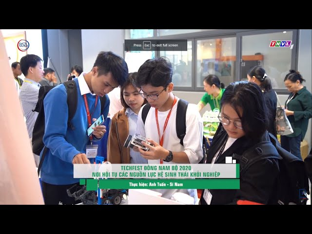 Techfest Đông nam bộ 2020: Nơi hội tụ các nguồn lực hệ sinh thái khởi nghiệp