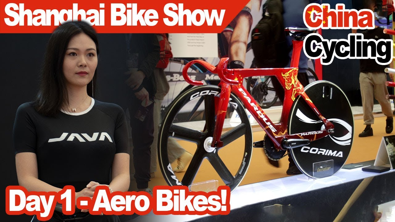 Download Chinese Bikes Galore at the Shanghai Bike Show!