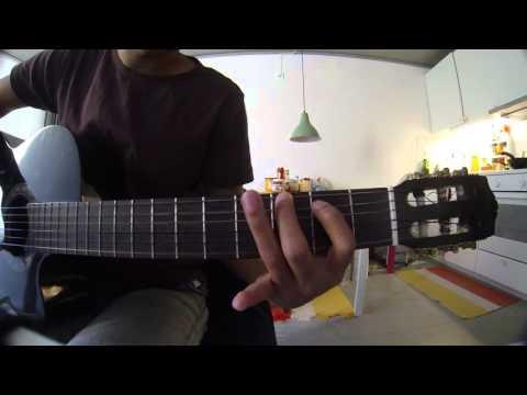 Tutorial Gitar - Tarintih (Barasuara cover)