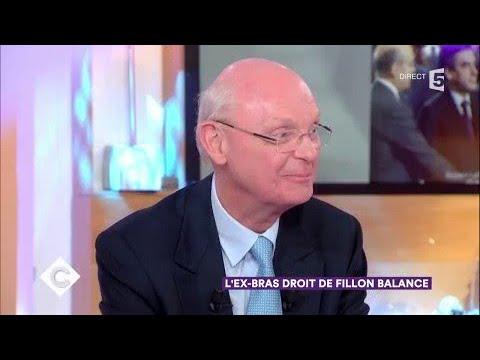 L'ex-bras droit de Fillon balance - C à Vous - 27/11/2017