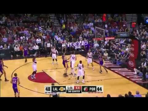NBA Post Move Highlights HD
