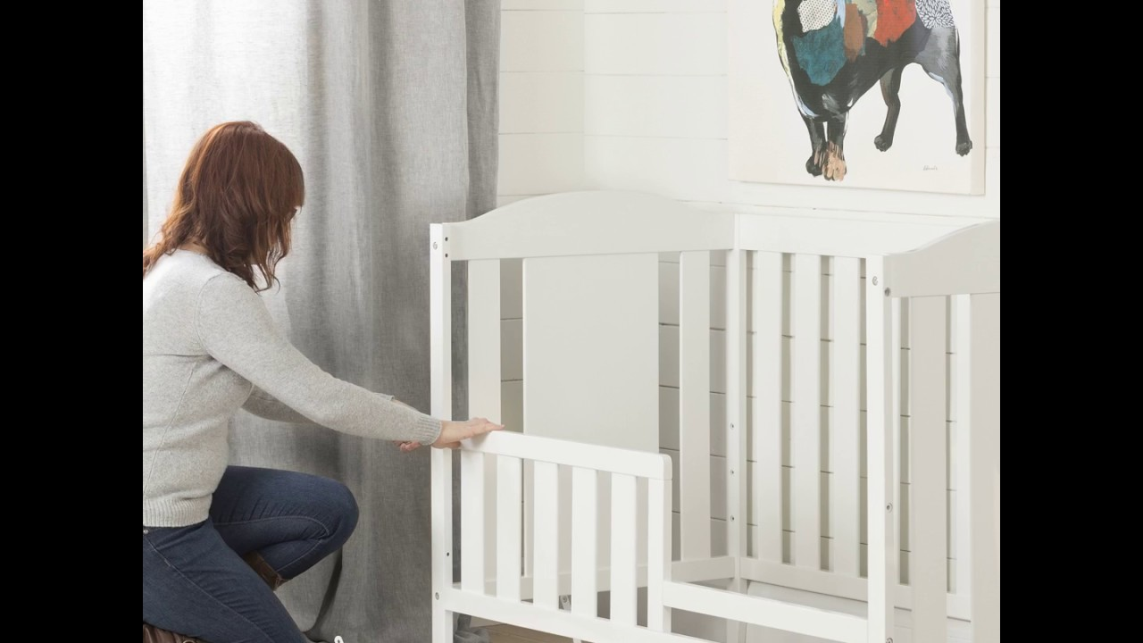 From Crib To Toddler Bed