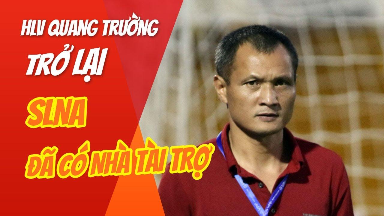 CLB Sông Lam Nghệ An thay huấn luyện viên, sắp ra mắt nhà tài trợ