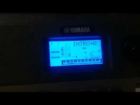 Hướng dẫn cách load style từ usb vào đàn YAMAHA E443 E433