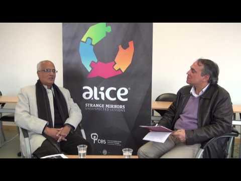 ALICE_Interview_05 - Peter deSouza - José Manuel Mendes - 05/12/2012