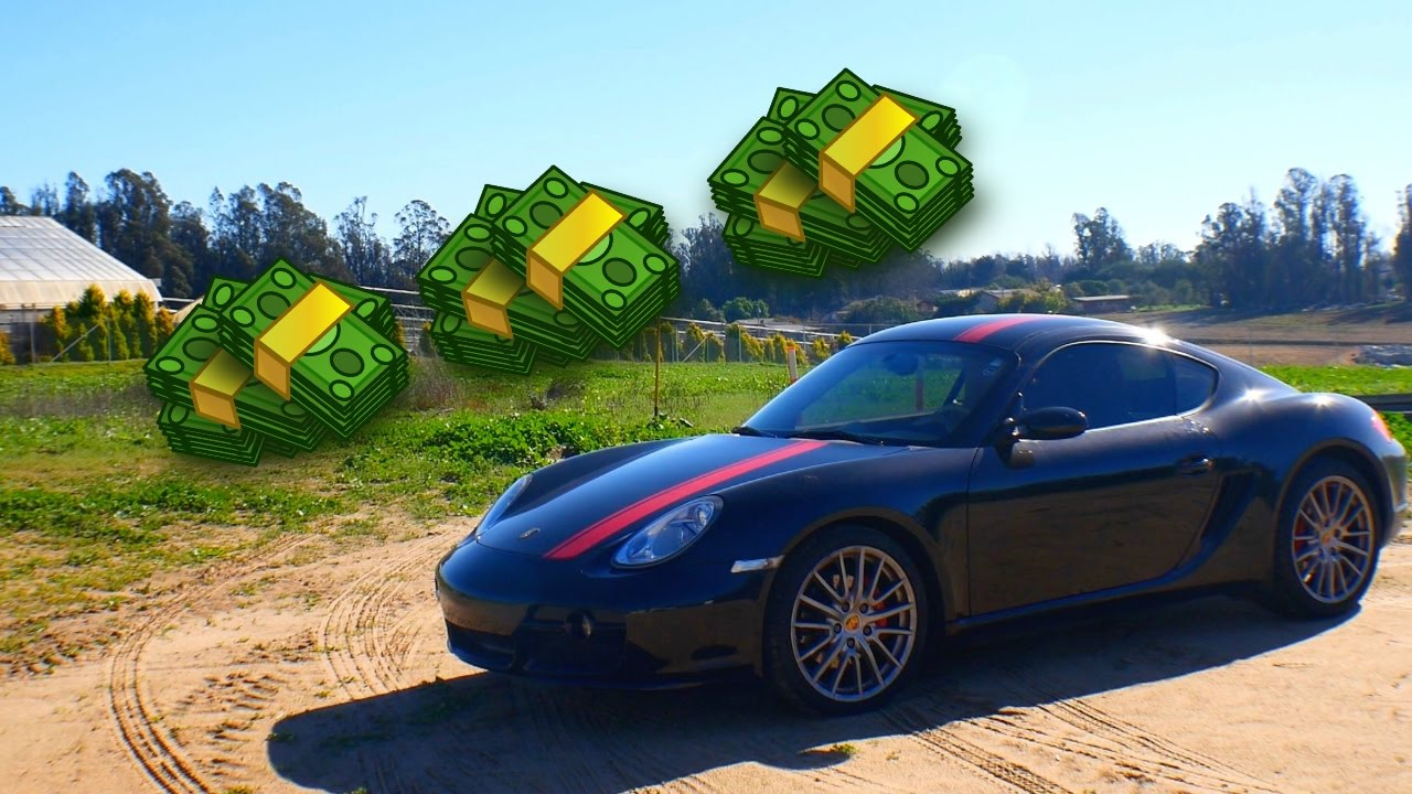 It Cost How Much?!?! Porsche 60k Mile Maintenance - YouTube