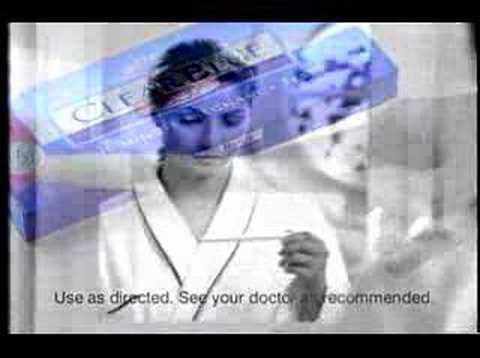 David Lynch's pregnancy test commercial