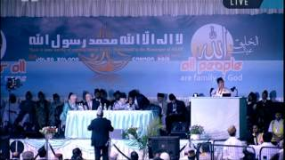 Holy Qur'an - The Complete & Final Law - Jalsa Salana Canada 2012