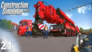 "Construction Simulator 2015 #21 - ""No jak ja Cię..."""