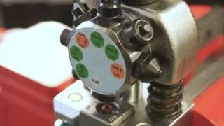 Lincos®  KA-7728C К-т за ремонт на спирачни тръби, 1/4''-10mm