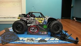 Axial Yeti C.B.E. RC Fab Yeti-X Kit - Overview & How To Install