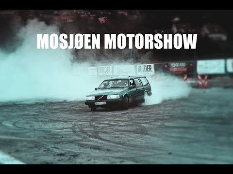 Mosjøen motorshow 2017