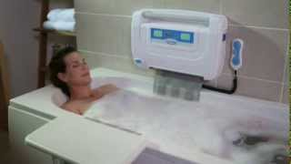 Easy2Bathe Bath Lift - Demonstration