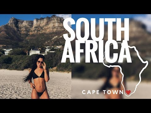 CAPE TOWN – THE MOST BEAUTIFUL PLACE ON EARTH