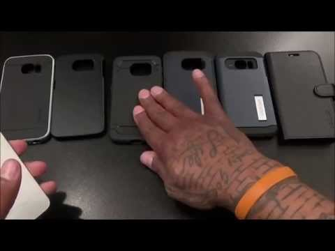 The Best Samsung Galaxy S6 Edge Cases from Spigen