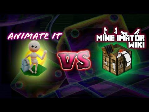 Animate It Vs Mine Imator Top Melhores Intros Animadas Minecraft