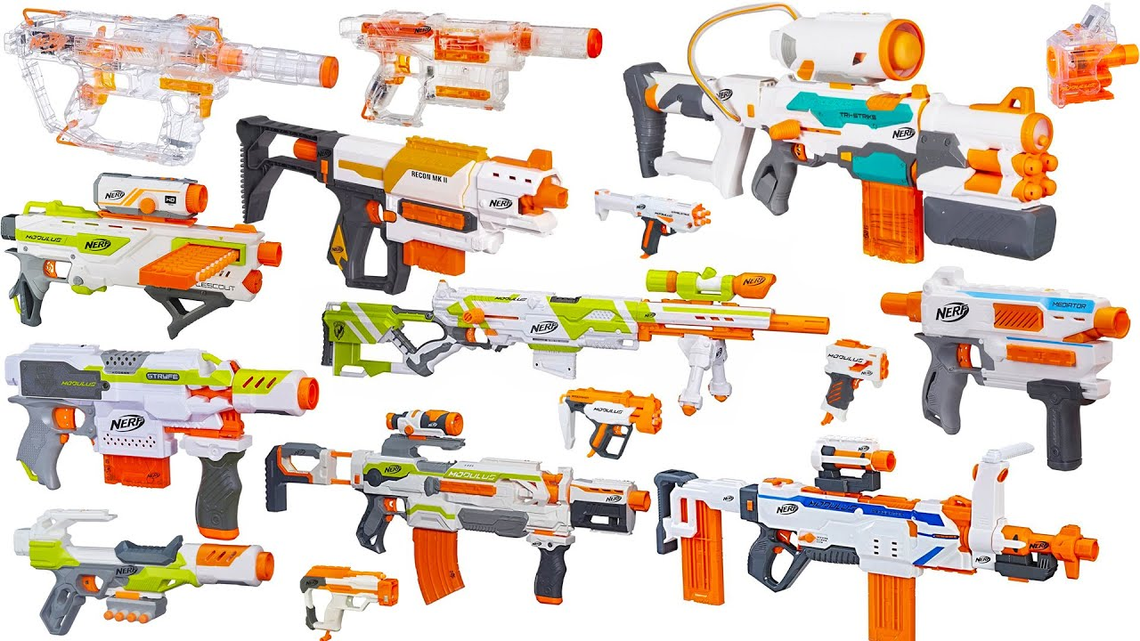 Download Nerf Modulus | Series Overview & Top Picks (2020 Updated)