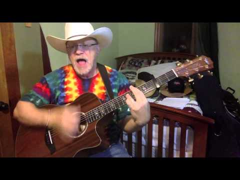 1720 -  I Don't Wanna Miss A Thing -  Mark Chesnutt cover with guitar chords