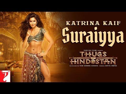 Suraiyya  Katrina Kaif  Thugs Of Hindostan  Motion Poster  Releasing 8th November 2018