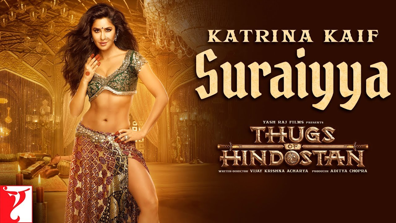 Image result for suraiyya thugs of hindostan