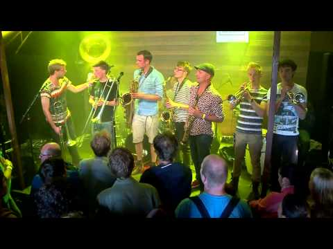 Grenswerk Sessies Aflevering 11 - Gallowstreet Brass Band