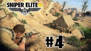 Sniper Elite 3 Прохождение #4 - Один против танка