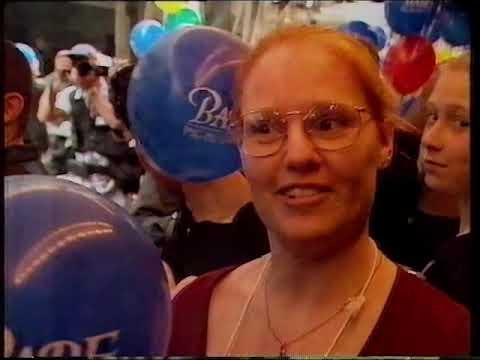 Babe Pig In The City (cinema Advert) - 1999 Australian TV Commercial (50FPS)