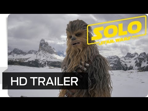 SOLO: A Star Wars Story - Teaser Trailer (Deutsch/German) | Star Wars DE