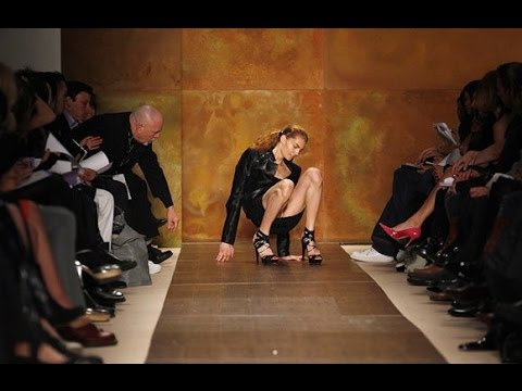 The Best Of Fashion TV - Model Oops - Part 2