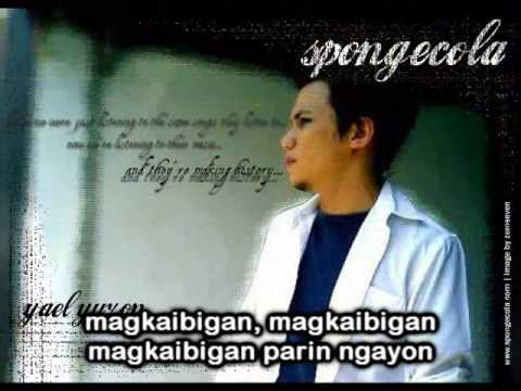 Saan Na Nga Ba Ang Barkada by SpongeCola (With Lyrics Video)
