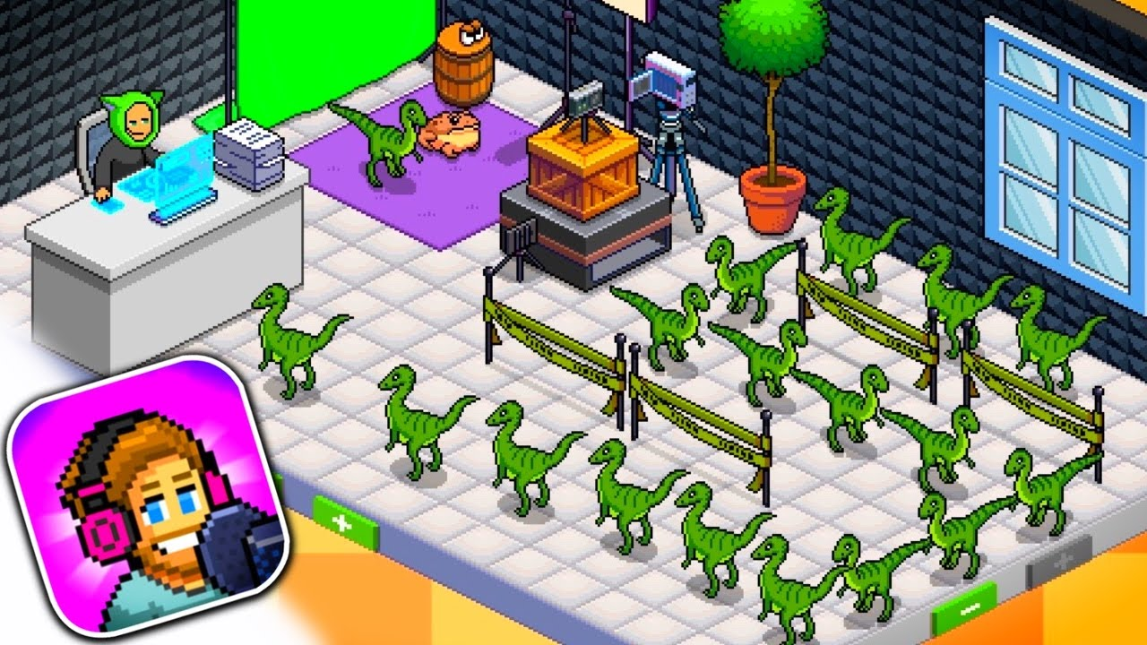 Rooms For A Level  In Pewdiepie S Tuber Simulator