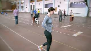 800 600 м Spring Track Run
