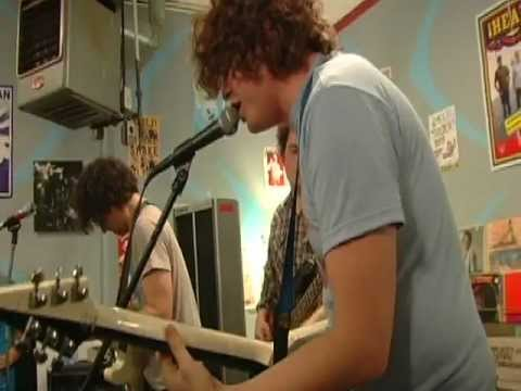 Jay Reatard, live at Goner Records 5/11/07