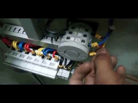 how to connect voltage selector switch and ammeter selector switch