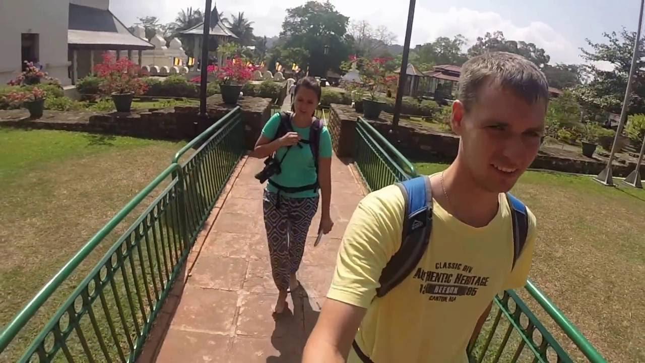 Sri Lanka 2016 | Czech women & man with GoPro - YouTube