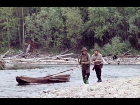 Таёжная быль. Фильм о промысловых охотниках.