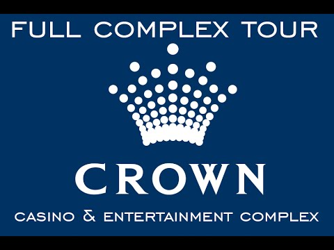 Full Complex Tour: Crown Melbourne + Room 2304 @ Crown Towers Melbourne