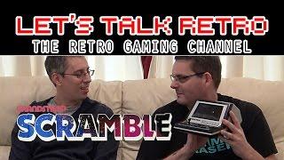 Grandstand Scramble Who Remembers That Let S Talk Retro