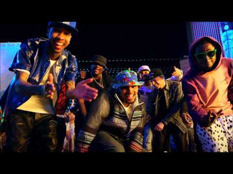 Chris Brown feat. Lil Wayne - Tyga LOYAL (Audio)