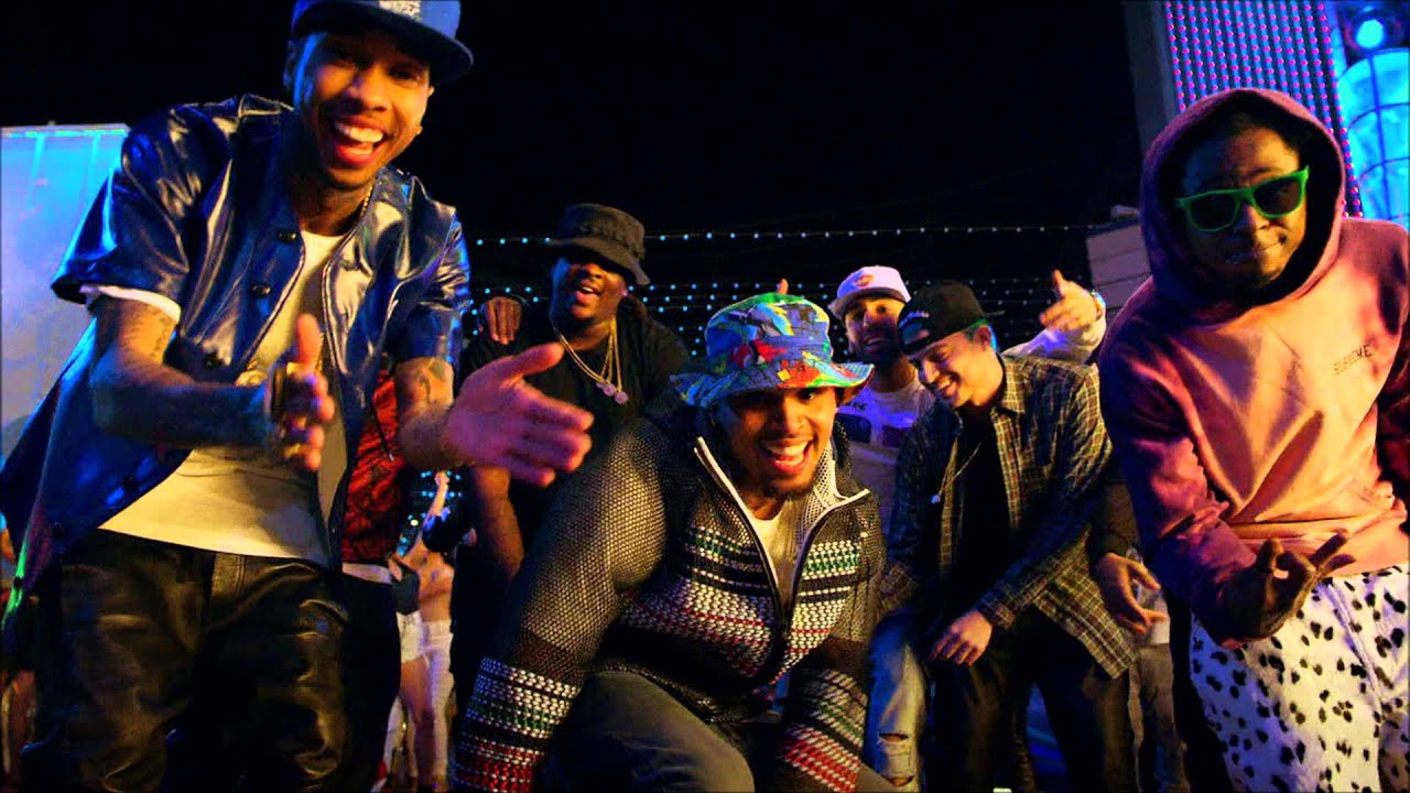 Chris Brown feat. Lil Wayne - Tyga LOYAL (Audio) - YouTube