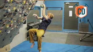 Louis Parkinson's On A Mission To Get Back On Team GB | Climbing Daily, Ep. 666
