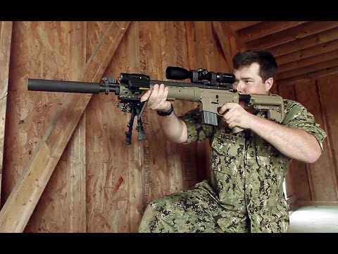 Navy SEAL Sniper Stress Test