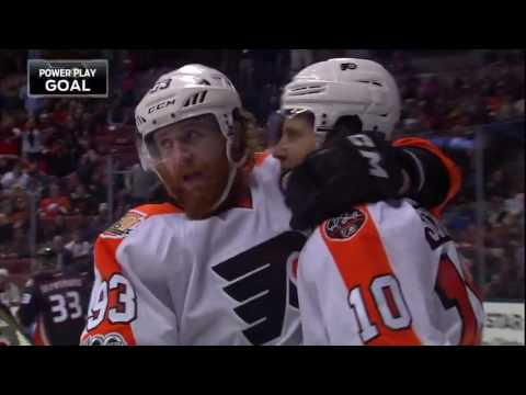 Philadelphia Flyers vs Anaheim Ducks | January 1, 2017 | Full Game Highlights | NHL 2016/17