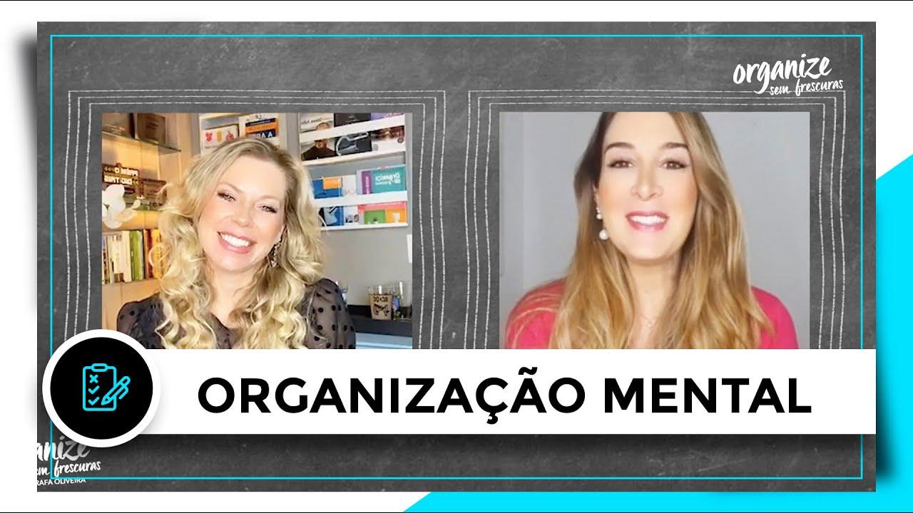 ORGANIZAÇÃO MENTAL E ANSIEDADE NA QUARENTENA - COM PSICO  PAMELA MAGALHÃES | OSF - Rafa Oliveira