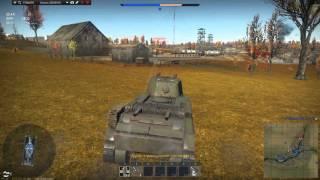 Подрыв на цистерне БТ -7 War  Thunder