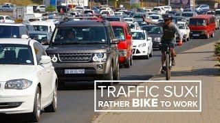 Morning Commute - Bike vs Car