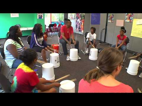 YMCA Youth Development - Music for the Mind